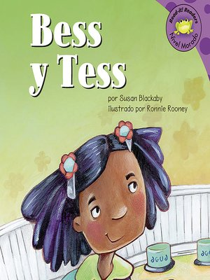 cover image of Bess y Tess