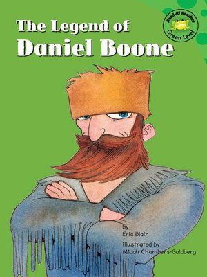cover image of The Legend of Daniel Boone
