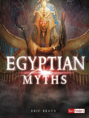 cover image of Egyptian Myths