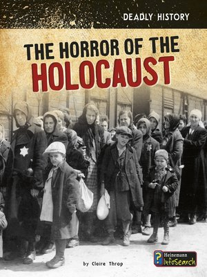 cover image of The Horror of the Holocaust