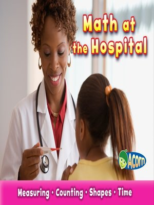 cover image of Math at the Hospital