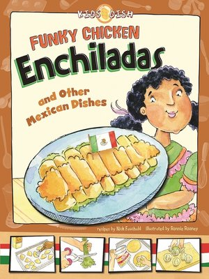cover image of Funky Chicken Enchiladas