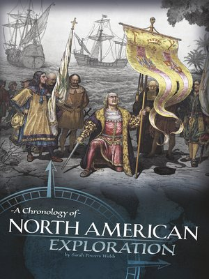 cover image of A Chronology of North American Exploration