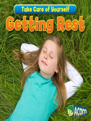 cover image of Getting Rest