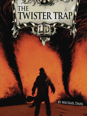 cover image of The Twister Trap