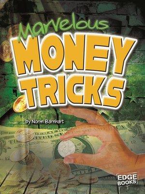 cover image of Marvelous Money Tricks