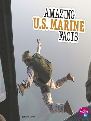 cover image of Amazing U.S. Marine Facts