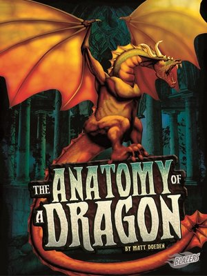 cover image of The Anatomy of a Dragon