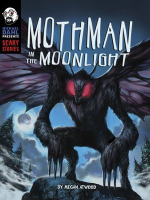 cover image of Mothman in the Moonlight