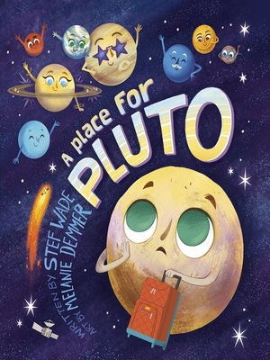 cover image of A Place for Pluto