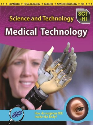 Handheld Gadgets SciHi Science and Technology