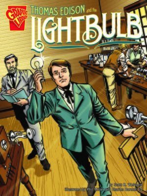 cover image of Thomas Edison and the Lightbulb