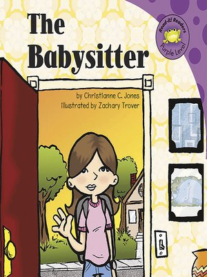 cover image of The Babysitter
