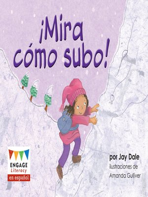 cover image of ¡Mira cómo subo!