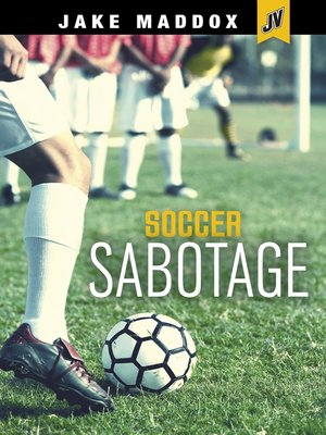 cover image of Soccer Sabotage