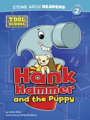 cover image of Hank Hammer and the Puppy