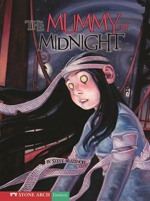cover image of The Mummy at Midnight