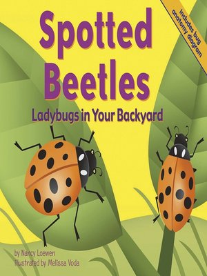 cover image of Spotted Beetles