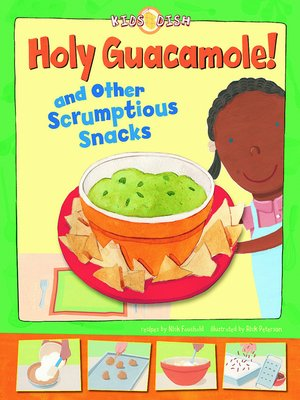 cover image of Holy Guacamole!