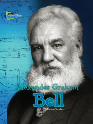 cover image of Alexander Graham Bell