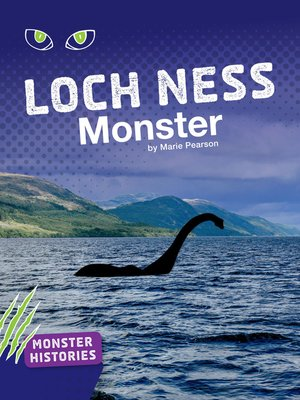 cover image of Loch Ness Monster