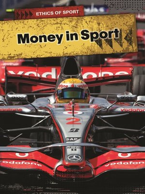 cover image of Money in Sports