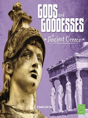 cover image of Gods and Goddesses of Ancient Greece