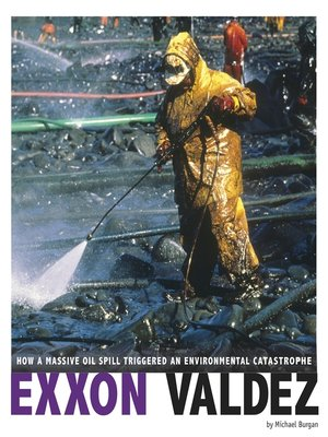 cover image of Exxon Valdez
