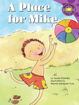 cover image of A Place for Mike
