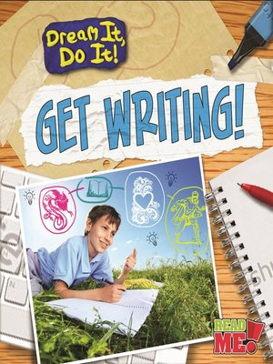 cover image of Get Writing!