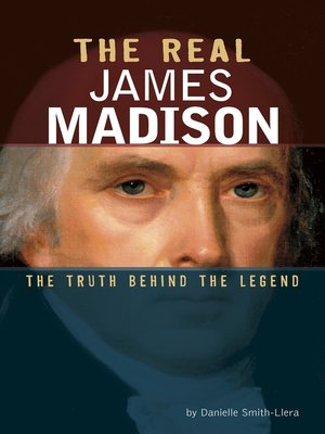 cover image of The Real James Madison