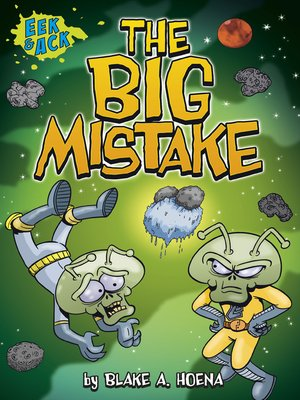 cover image of The Big Mistake