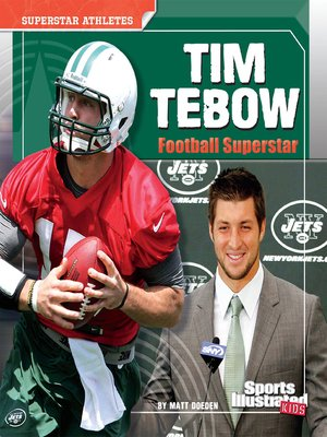 cover image of Tim Tebow