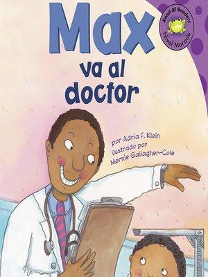 cover image of Max va al doctor