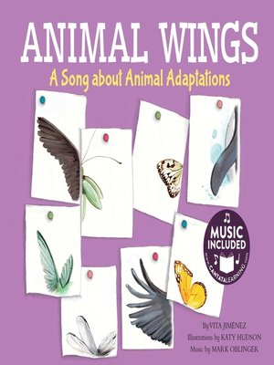 cover image of Animal Wings