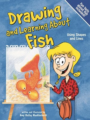 cover image of Drawing and Learning About Fish