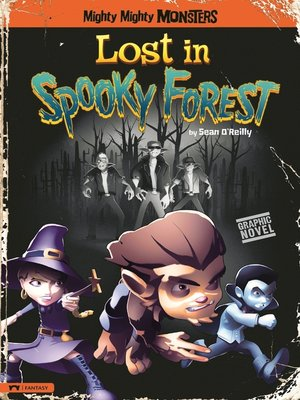 cover image of Lost in Spooky Forest