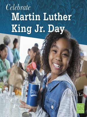 cover image of Celebrate Martin Luther King Jr. Day