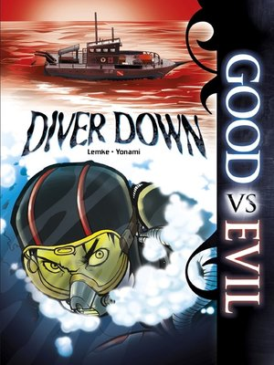 cover image of Diver Down