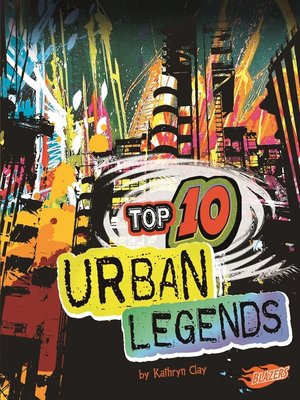 cover image of Top 10 Urban Legends