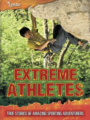 cover image of Extreme Athletes