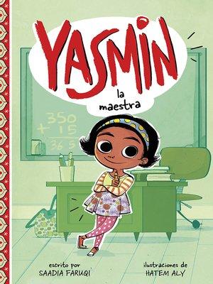 cover image of Yasmin la maestra
