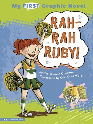 cover image of Rah-Rah Ruby!