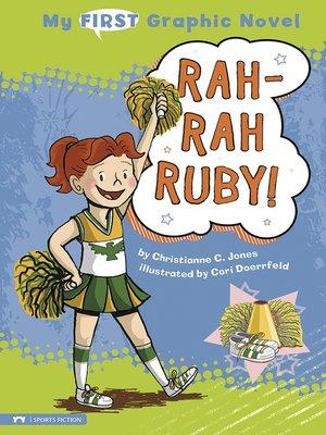 cover image of Rah-Rah Ruby!
