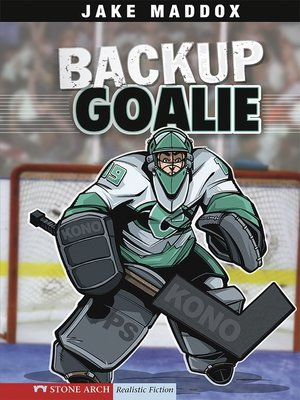cover image of Backup Goalie