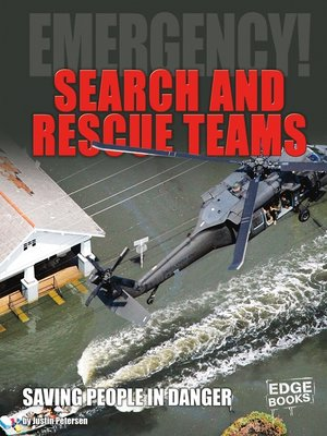 cover image of Search and Rescue Teams