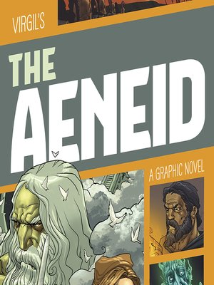 cover image of The Aeneid