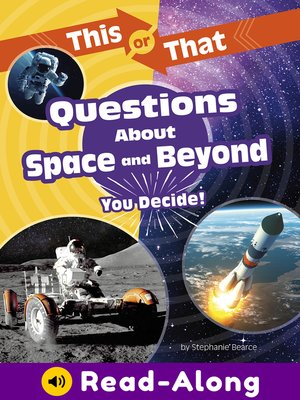 cover image of This or That Questions About Space and Beyond
