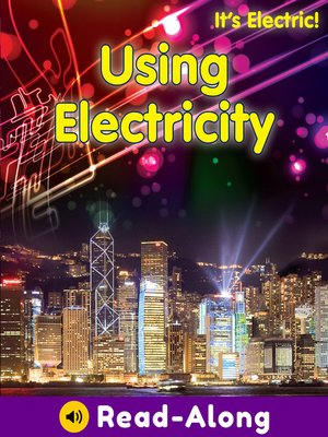 cover image of Using Electricity