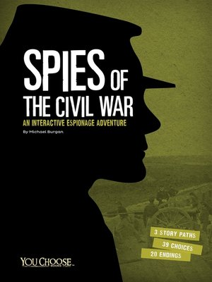 cover image of Spies of the Civil War